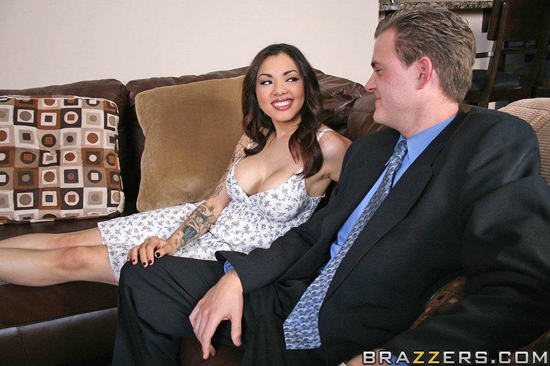 Casada espaola tiene sexo delante del marido