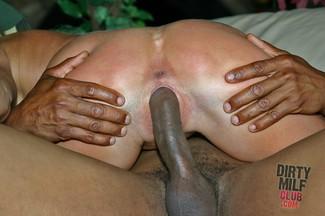 Sexo anal e interracial con la MILF Envy, foto 12