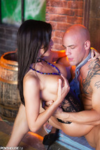 Sexo con Kortney Kane Vs. Derrick Pierce, foto 13