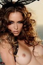Malena Morgan posa con una lencería muy erótica, foto 6