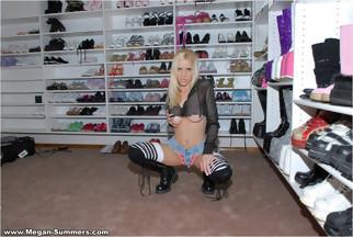 Megan Summers con una lencería muy sexy, foto 4