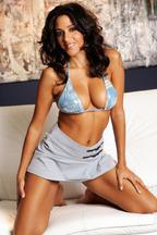 Rita G. posa desnuda y con el coño afeitado, foto 1