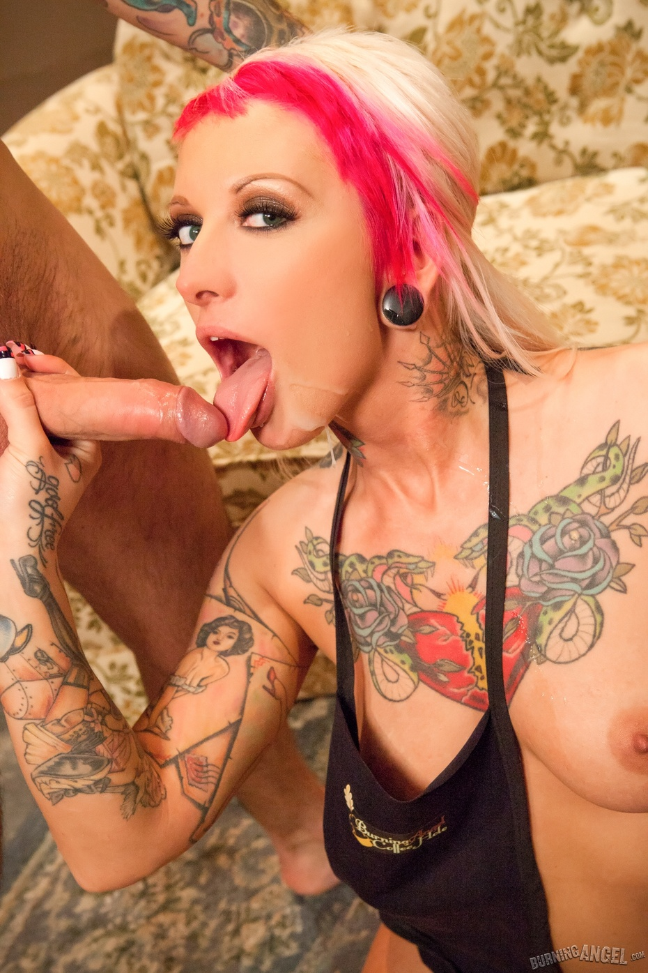 Actriz Porno Tatuajes De Estrellas Encima De Pechos top 10 pornstars tatuadas - poringa!