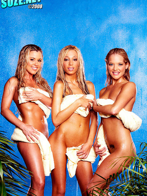 Austyn Moore,Keri Sable y Gia Church