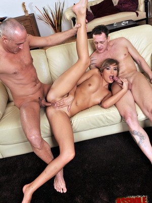 Jessica Lux,Frank Gun y Bruno SX