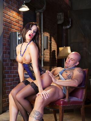 Kortney Kane y Derrick Pierce