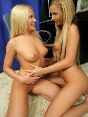 Britney Spring y Anna Safina