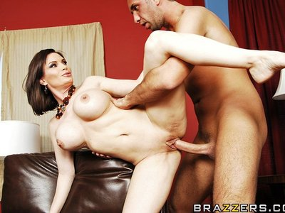 Diamond Foxxx y Keiran Lee