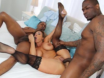 Aubrey Black,Rob Piper y Isiah Maxwell