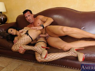 MaryJean y Marco Banderas