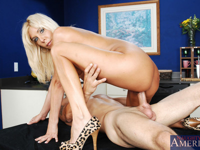 Misty Vonage y Alan Stafford
