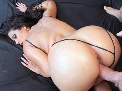 Kesha Ortega y Nacho Vidal