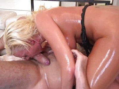 Summer Brielle Taylor y Manuel Ferrara