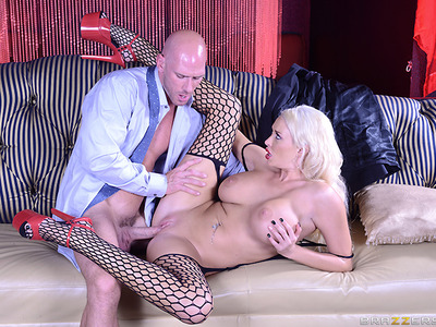 Summer Brielle Taylor y Johnny Sins