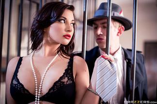 Anna Polina y Danny Dong