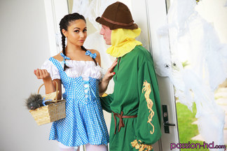 Ariana Marie y Rion King