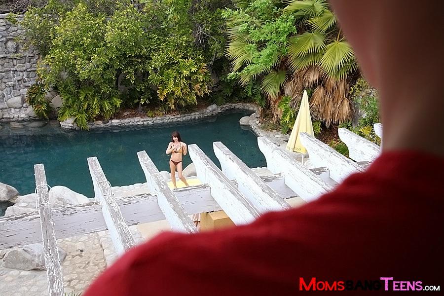 Carmen Monet y Jenla Moore y Jason Winds, foto 1