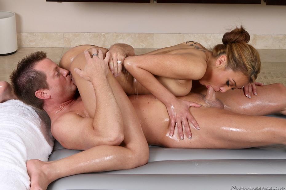 Tinder masaje mamada