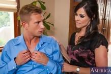 Kendra Lust y Bill Bailey
