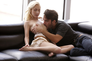 Odette Delacroix y Logan Pierce
