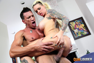 Christy Mack y Marco Banderas