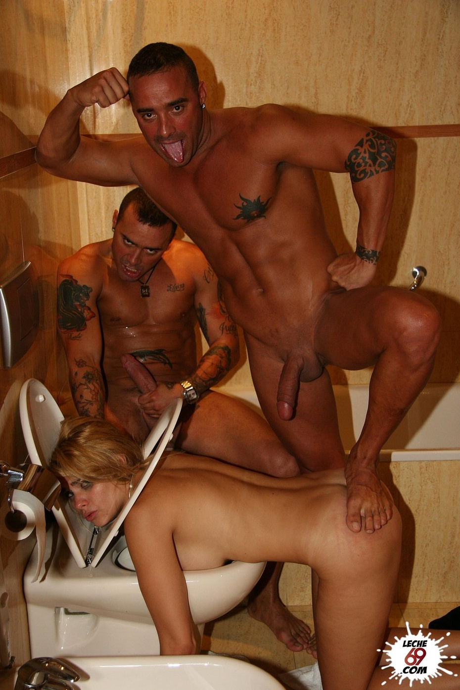 milf tied naked and tickled