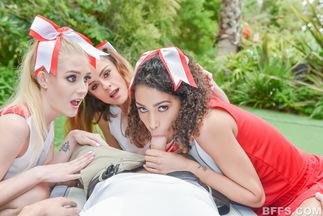 Pov Con 3 Cheerleaders Xnostars Com