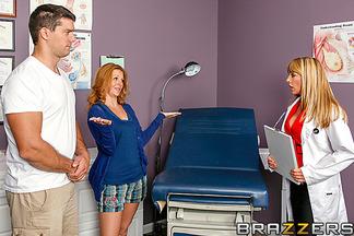 Doctora Shayla Laveaux necesita la polla de Ramon Nomar con urgencia, foto 5